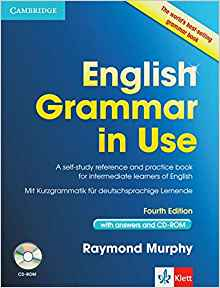 English Grammar in Use 4th Edition by Rayomnd Murphy